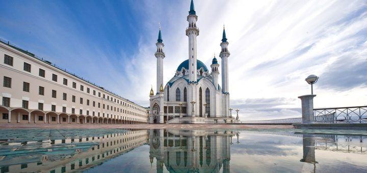 Turismo en Kazán