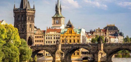 Viajar a Praga