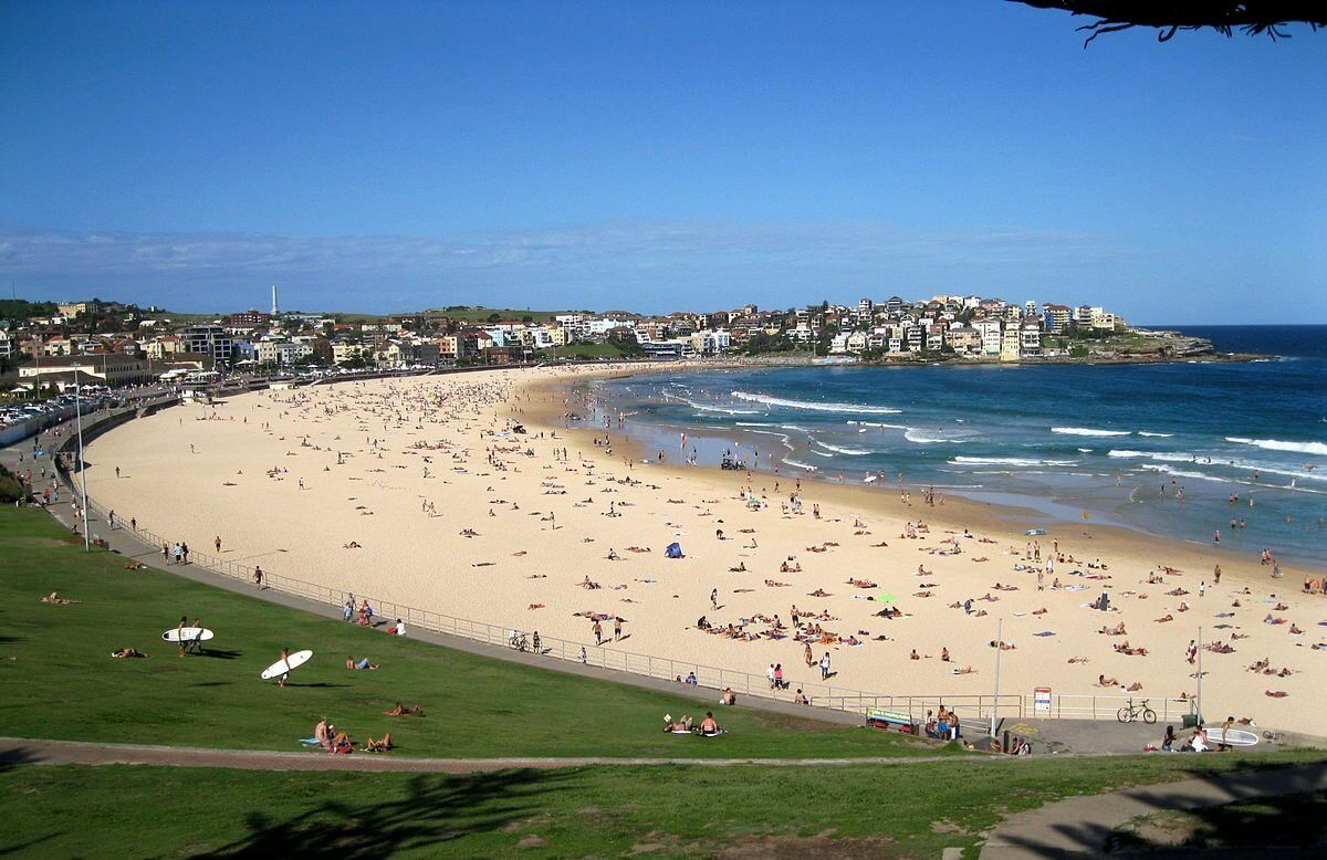 Bondi Beach en Sidney