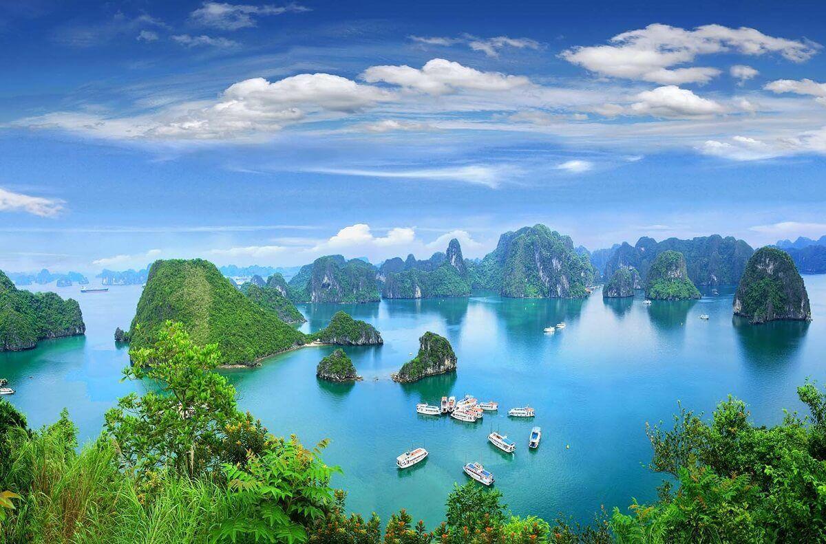 Ha Long Bay, la maravilla al norte de Vietnam