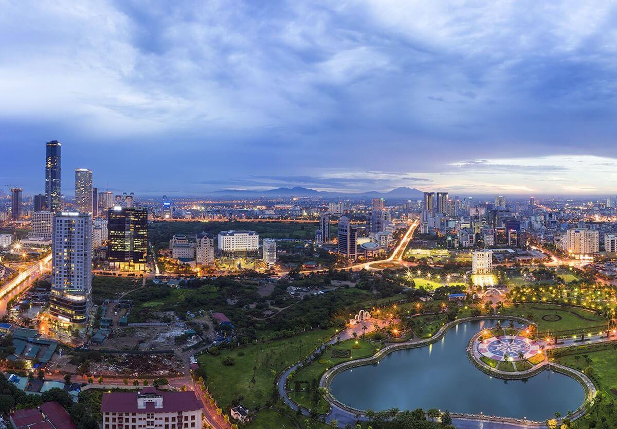 Hanoi, la capital, asusta y enamora al mismo tiempo