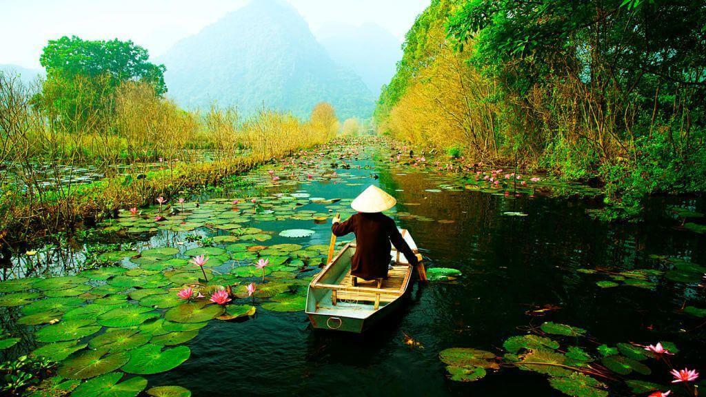 Los impresionantes deltas del río Mekong